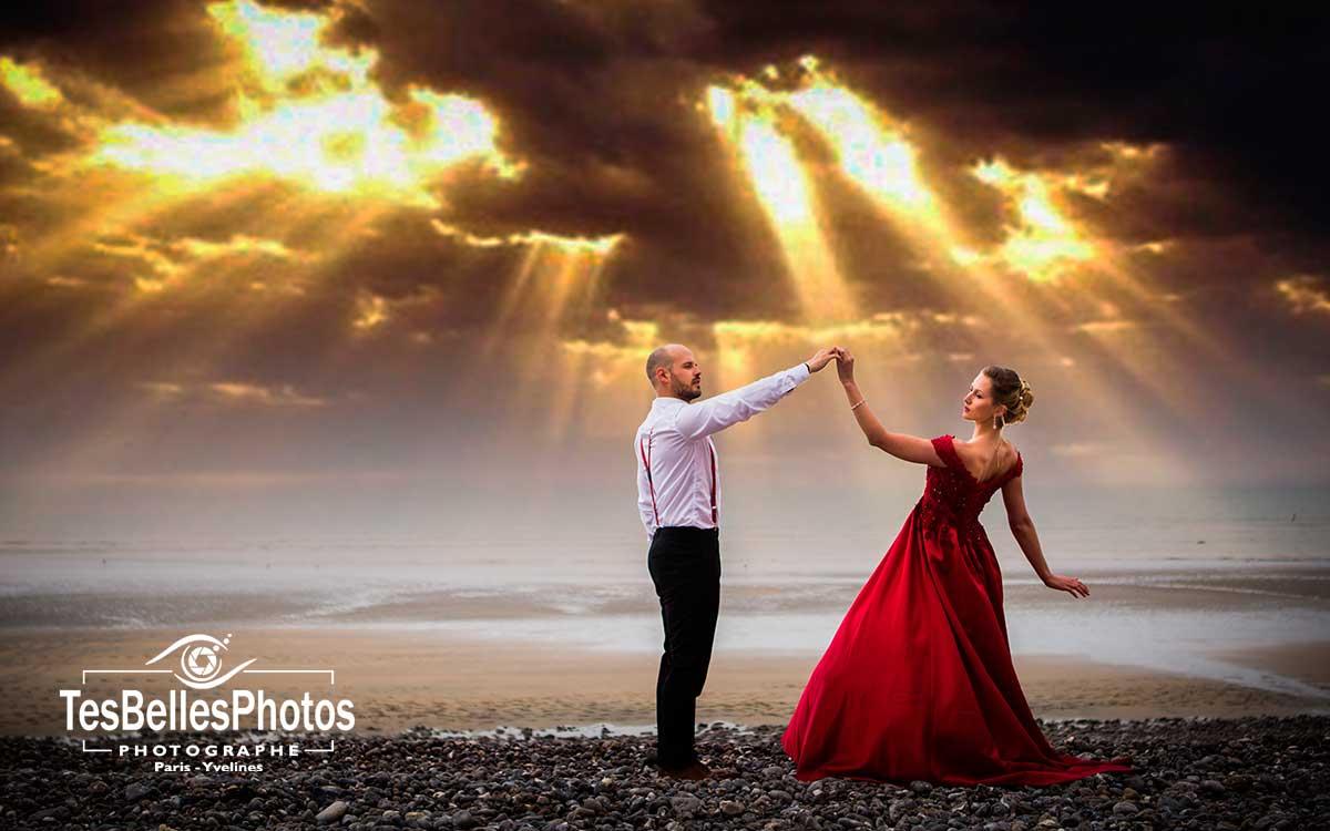 Retouche photo de mariage, Eure, Seine-Maritime, Calvados, Orne, Manche, photographe de mariage en Normandie